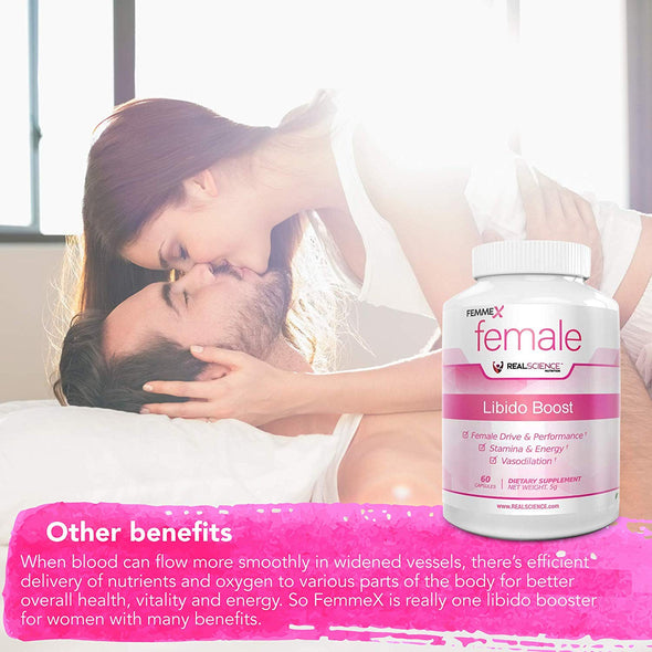 Femme X for Women - Natural Libido Boost
