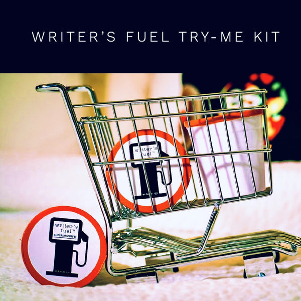WRITER'S FUEL TRY-ME KIT