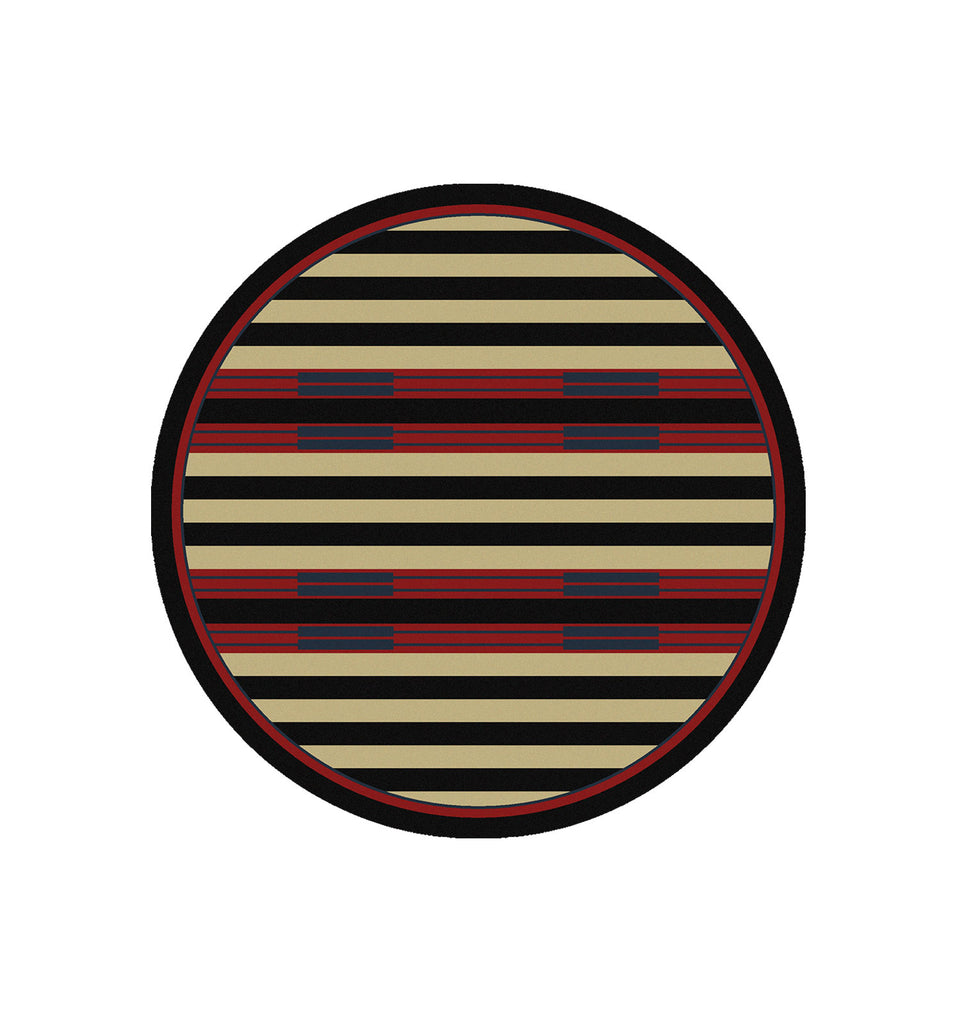 American Dakota Cabin Chief Stripe - Multi