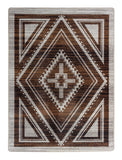 American Dakota Trader Rugs Rim Shot - Earthen
