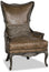 Danica Leather Chair - Chocolate