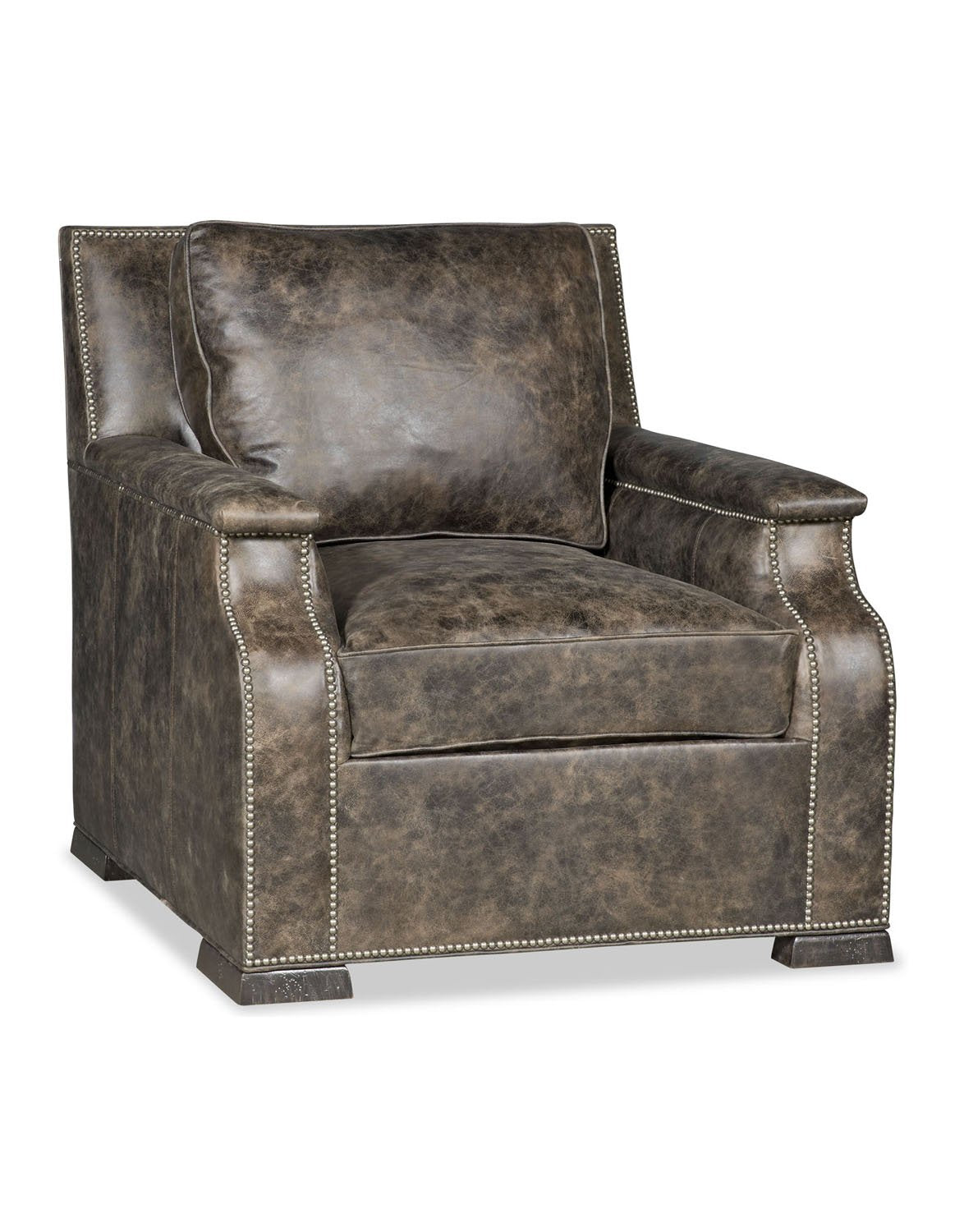 Booker Leather Chair
