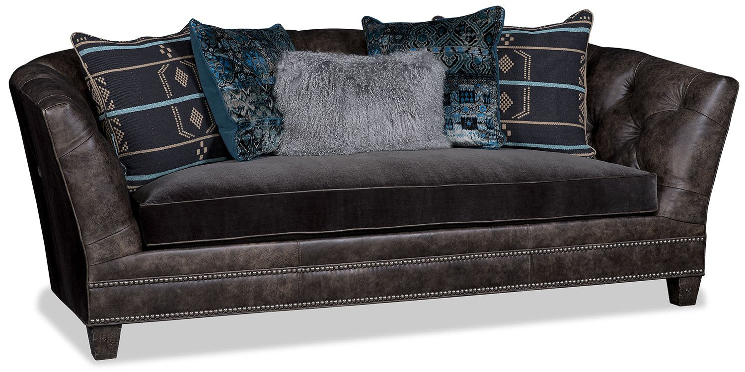 Desire Sofa with Accent Pillows