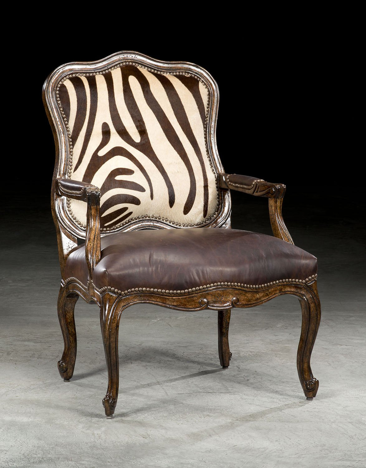 Darcy Chair with Zebra