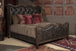 Laurel Estate King Bed - Antique Brown