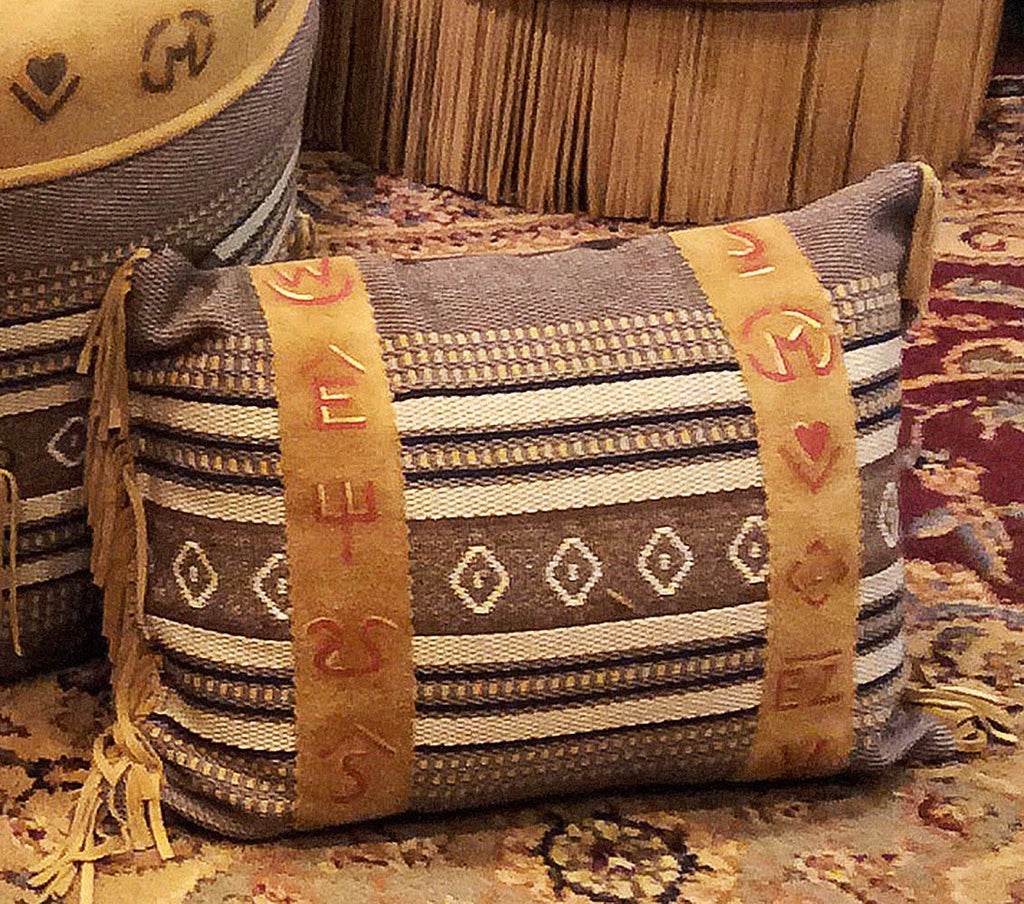 Los Christos & Brands Accent Pillow