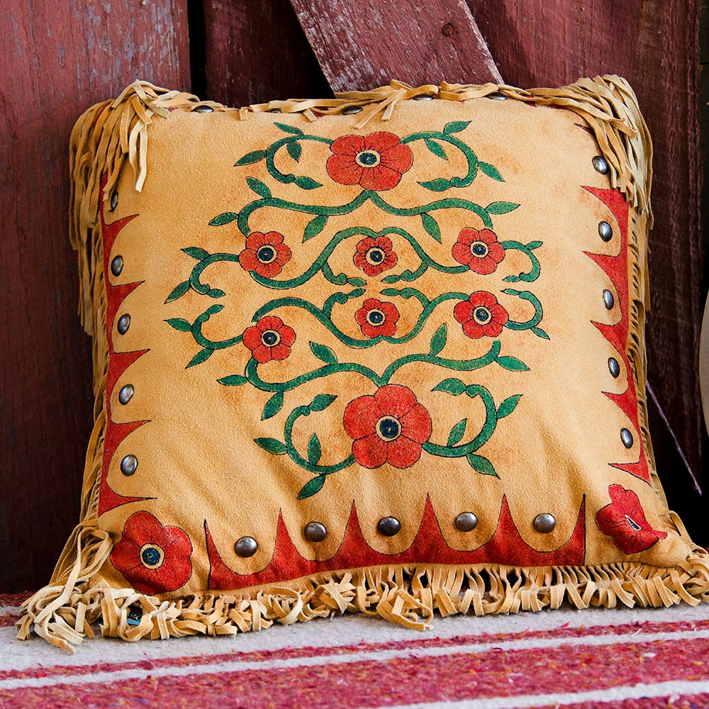 Desert Rose Pillow