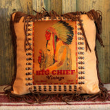 Big Chief Pillow