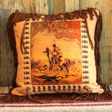 Red Cloud Poster Pillow