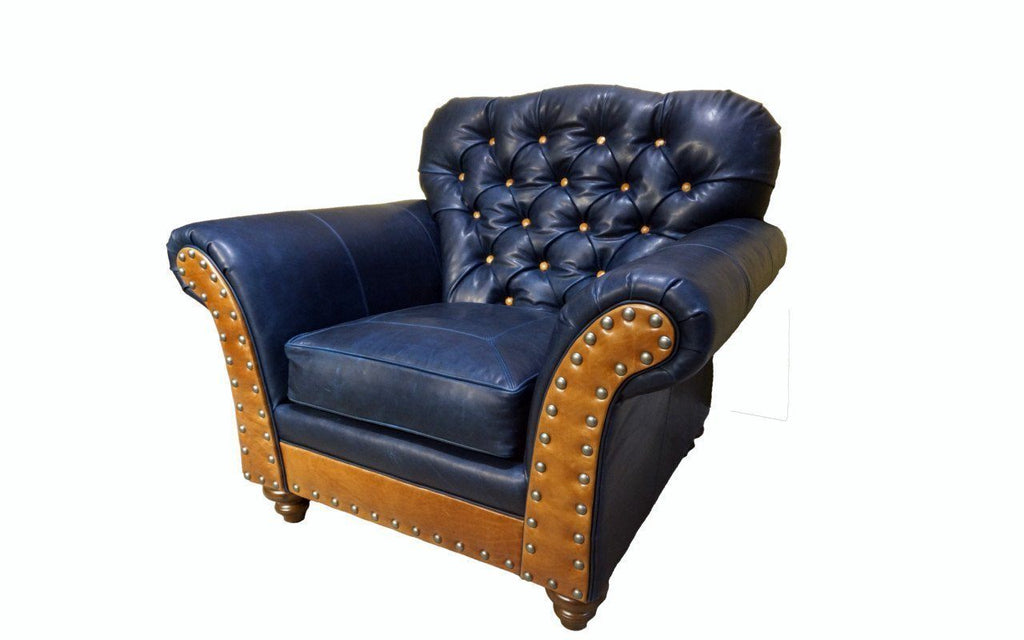 Havana Tufted Club Chair