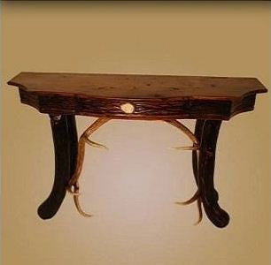 Spanish Console Table (ST-9)