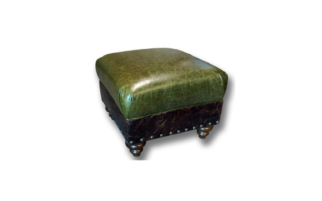 Victoria small roll top Ottoman