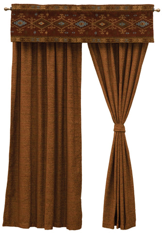 "Mountain Sierra II - Drape Set 108""x84"""