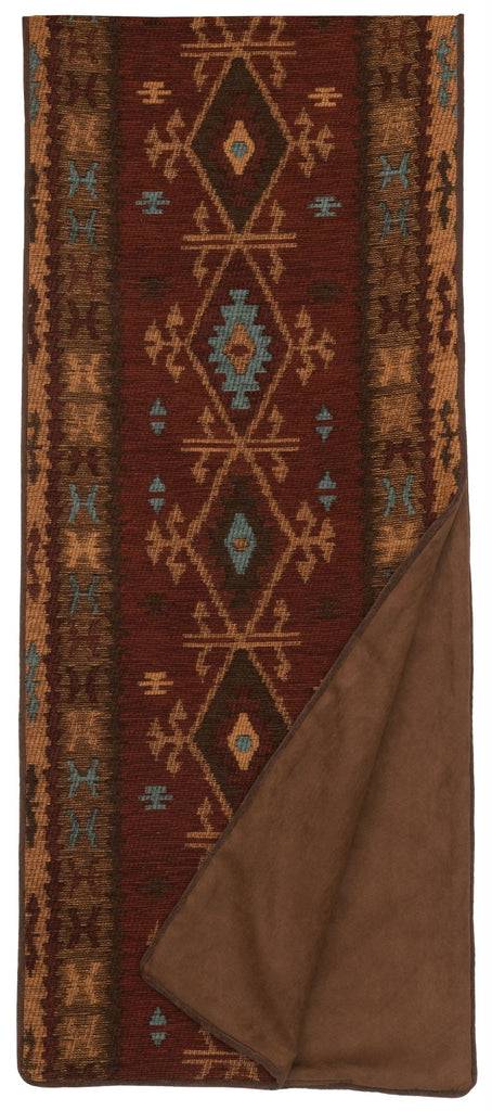 Mountain Sierra II - Bed Scarf  - Twin 67x17