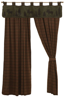 "Moose 1 - Drape Set 120""x84"""