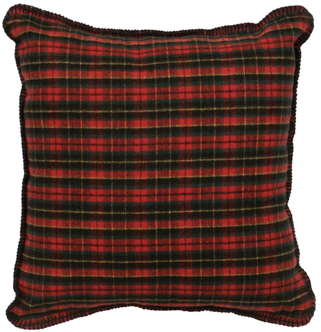 "Premier WR Plaid 1 - Pillow 20""x20"""