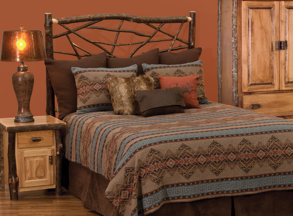 Bison Ridge II - Bedskirt - Full