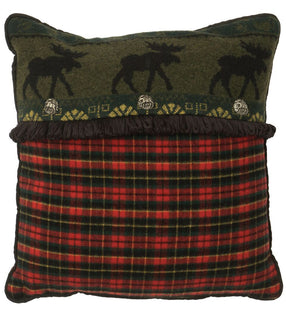 McWoods 1 Pillow 18x18