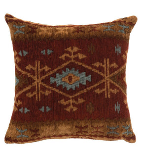Mountain Sierra II Pillow 17x17