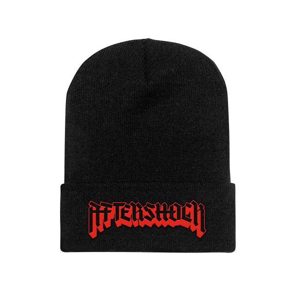 Aftershock 2017 Cross Logo Beanie