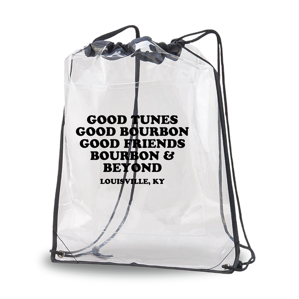Good Tunes 2019 Cinch Bag
