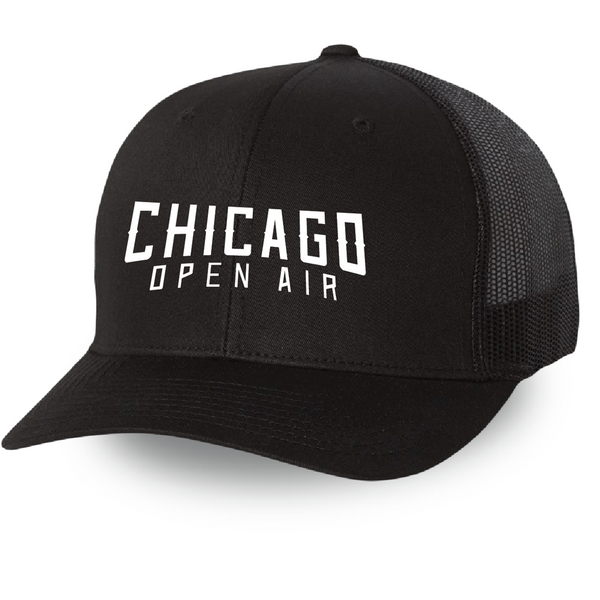 Coa Logo Hat Chicago Open Air Danny Wimmer Presents Dwp