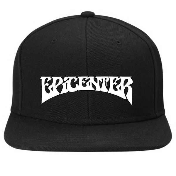 Black Epicenter Hat
