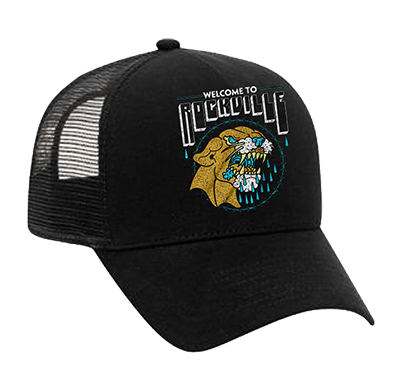 Welcome To Rockville Trucker Hat