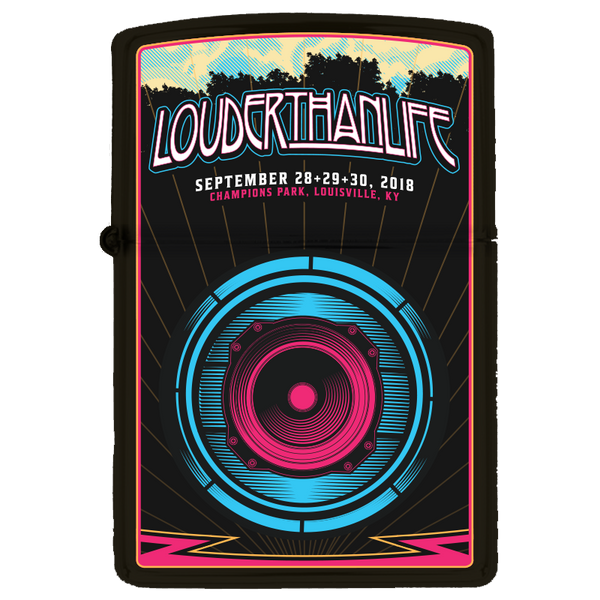 Louder Than Life 2018 Zippo | All | Danny Wimmer Presents (DWP)
