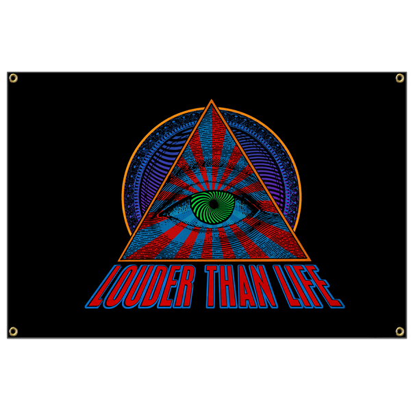 Pyramid Eye 2019 Flag