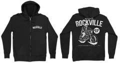 Welcome To Rockville Hoodie 2017