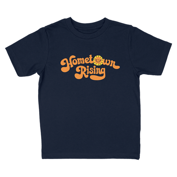 Sun Smile Kids 2019 Navy Tee