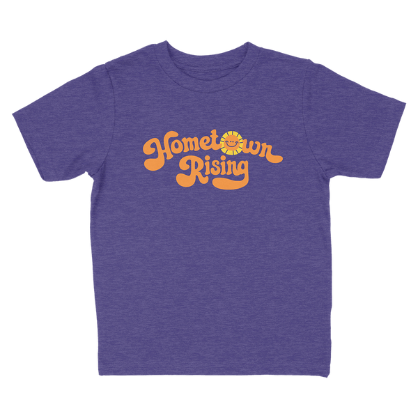Sun Smile Kids 2019 Purple Tee