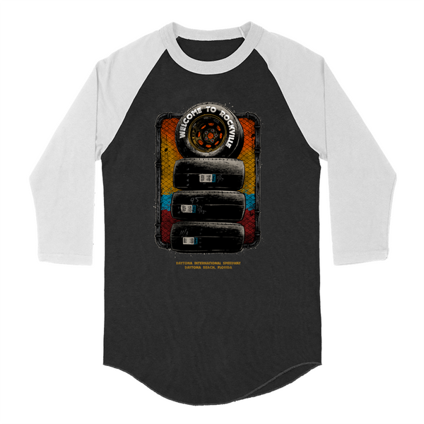Stacked Tires Raglan
