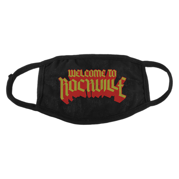 Welcome To Rockville Logo Mask
