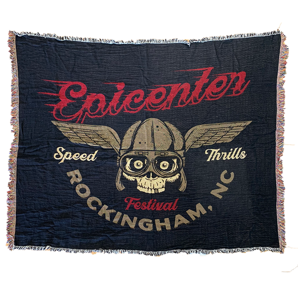 Epicenter Blanket
