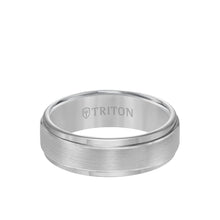 Load image into Gallery viewer, Triton Tungsten 7mm Black Step Edge