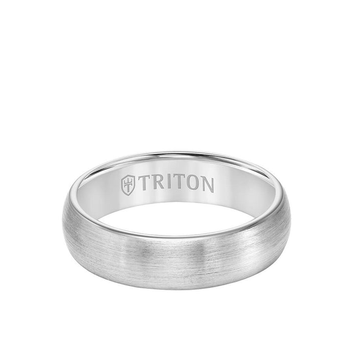 Triton Tungsten 6mm Satin Finish