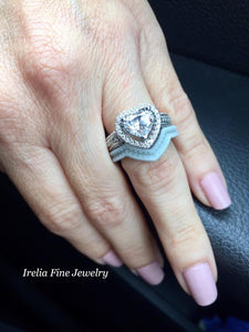 CUSTOM JEWELRY SAMPLE: Design a Matching Wedding Band