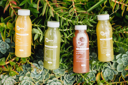 4-Day Day Juice Cleanses | Juice Platters| Juice Cleansers - krunch platters
