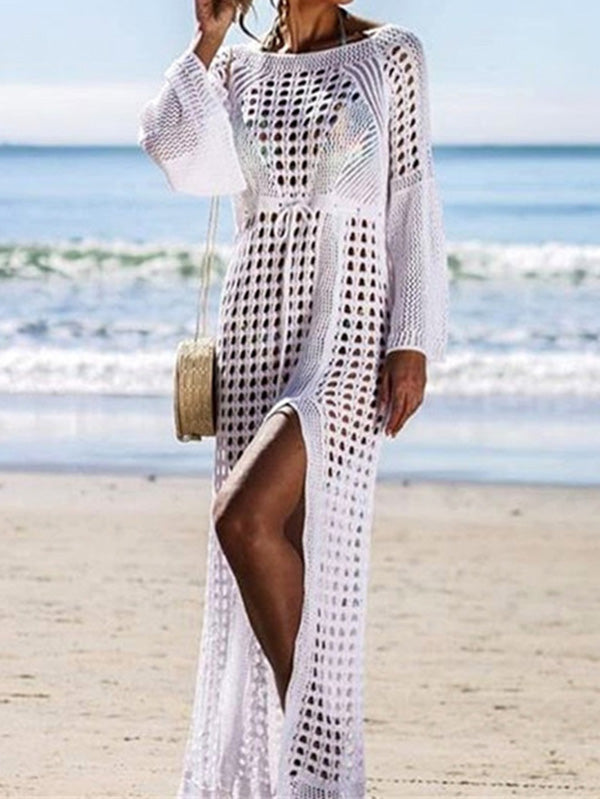 Sexy Empire Hollow Swimwear Cover-ups