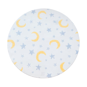 Starz And Moon Mat