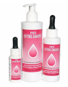 Pet Nutri Drops