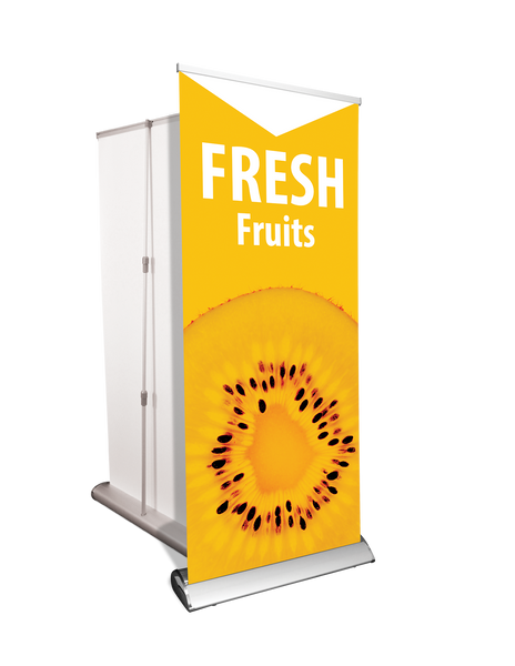 Retractable Pop-Up Banner Stands