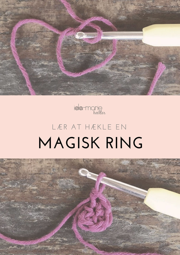 Magisk ring - Trin-for-trin-guide