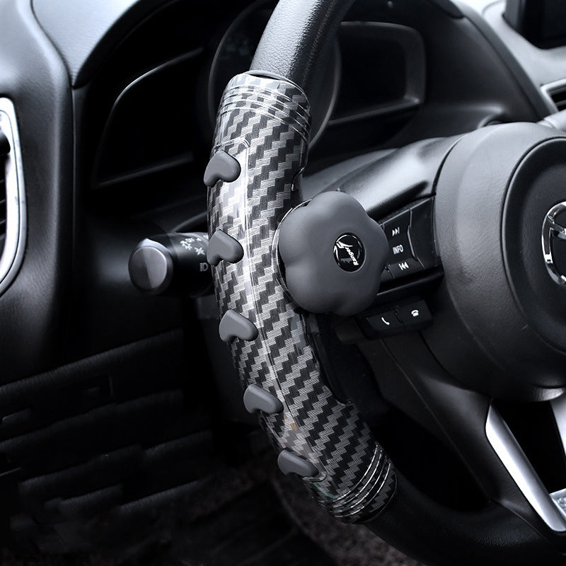(50% Off Today Only!!!)Steering Wheel Spinner(Buy 2 Free Shipping)