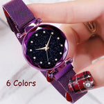50% OFF Six Colors Starry Sky Watch Perfect Gift Idea(Buy 2 Free Shipping!)