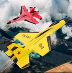 EPP Craft Foam RC Plane Toy SU-35 Airplane Model-Buy 2 Extra Save$20