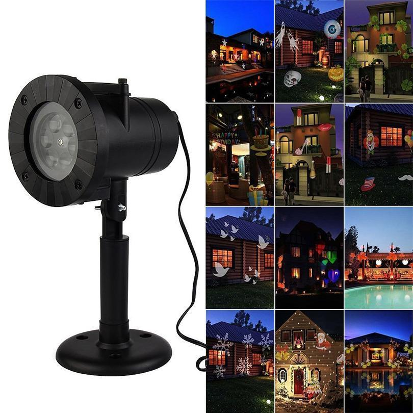 (50% Off Today Only!)Christmas Home Decoration Projector Lights(Buy 2 Free Shipping & Buy 3 Get 1 Free)