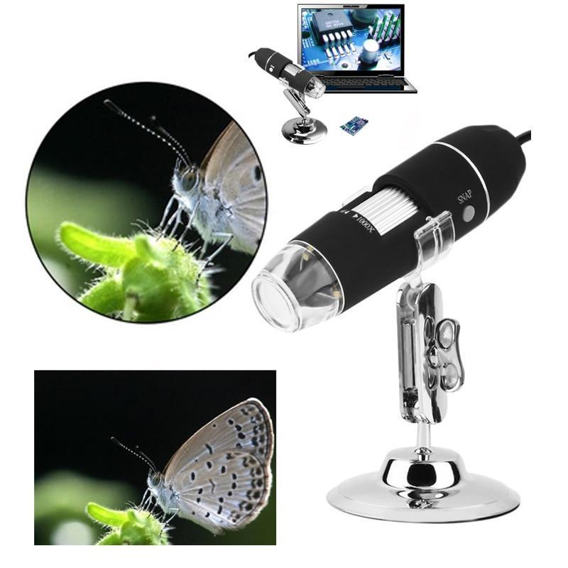 (70% OFF END VERY SOON)-1600x Zoom 1080p Microscope Camera-Buy 2 Get Extra 20%Off